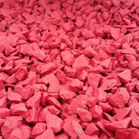 Rockin Colour Chilli Red 20kg