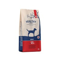 Healthy Paws Game & Millet (Adult) 2kg Dog Food