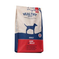 Healthy Paws Game & Millet (Adult) 6kg Dog Food