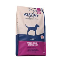 Healthy Paws Rabbit, Duck & Brown Rice (Adult) 6kg Dog Food