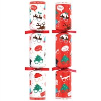 Tom Smith Festive Photo Fun Crackers - 6 x 12 Inch  (XAFTS4502)