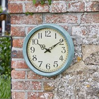 Outside In Cambridge Wall Clock (5160080)