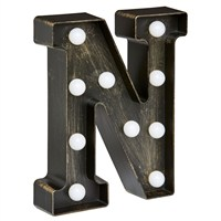Lumieres Light Up Letters - N (3180324)