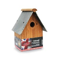 Tom Chambers Oakwell Wild Bird Nest Box (BNB015)
