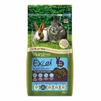 Burgess Excel Nuggets With Mint For Junior & Dwarf Rabbit Small Animal Food - 2kg