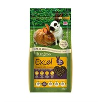 Burgess Excel Nuggets With Oregano For Adult Rabbit Small Animal Food - 2kg
