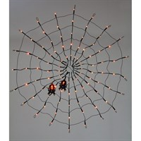 Premier 100 LED Spider Web Decoration (HL197366)