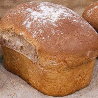 Wholemeal Sandwich Large Thick Slice Bread
