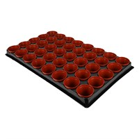 Gardman Seed and Cutting Tray with 40 Pots (70200047)