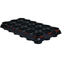 Gardman Growing Tray with 18 Round Pots (70200057)