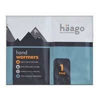Haago Single Pack Disposable Hand Warmer (764366)