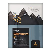 Haago Single Pack Disposable Toe Warmer (764368)