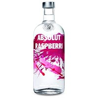 Absolute Vodka Raspberry 70cl