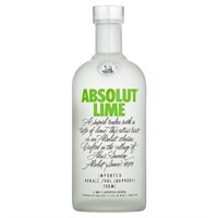 Absolute Vodka Lime 70cl