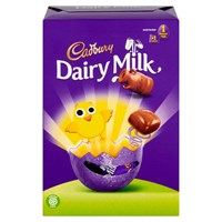 Cadbury Dairy Milk Chocolate Chunk & Easter Egg 71g (782762)