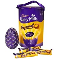 Cadbury Caramel Thoughtful Gesture Choolate Easter Egg 286g