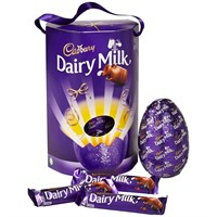 Cadbury Dairy Milk Thoughtful Gesture Choolate Easter Egg 286g