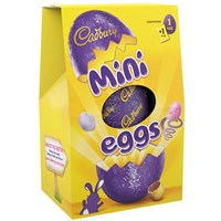 Cadbury Mini Egg Chocolate Easter Medium - 130g