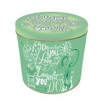 Granducale Panettone Round 4 Christmas Tin - 1kg (Design 4)