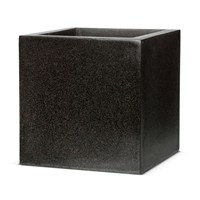 Cadix Planter Square II 30X30X30 Black (FIT902)