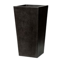 Cadix Planter Taper III 41X41X90 Black (FIT913)