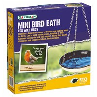 Gardman Mini Bird Bath (A01124)