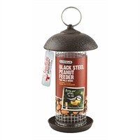 Gardman Black Steel Peanut Feeder (A01171)
