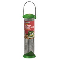 Gardman Large Flip Top Peanut Feeder (A01232)