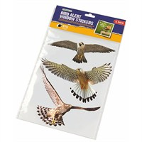 Gardman Bird Alert Window Stickers (A01311)