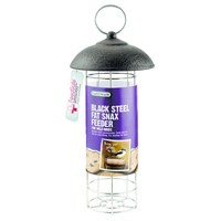 Gardman Black Steel Fat Snax Feeder (A01523)