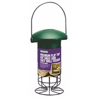 Gardman Premium Flip Top Fat Snax and Suet Roll Feeder (A01543)