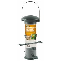 Gardman Premium Flip Top Sunflower Heart Feeder (A01544)