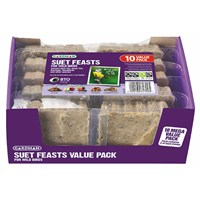 Gardman Suet Feast (10 Value Pack) (A04118)
