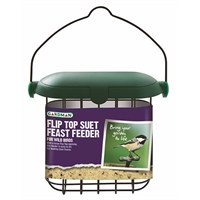 Gardman Flip Top Suet Feast Feeder (A04246)