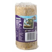 Gardman Seed and Insect Suet Roll (A04260)