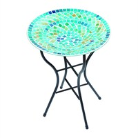 Gardman Blue Mosaic Bird Bath (A04377)