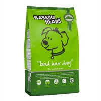 Barking Heads Bad Hair Day Dry Adult Dog Food (Lamb) 12kg