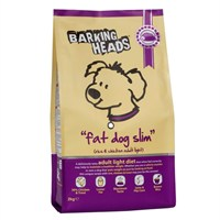 Barking Heads Fat Dog Slim Adult Dry Dog Food (Rice & Chicken) 12kg