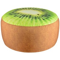 Fallen Fruits Outdoor Kiwi Pouffe (BK012)