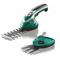 Bosch Isio Cordless Shrub/Grass Shaper and Edger Shear (BOISIO3SHAPENEDGE)