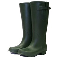 Town and Country Bosworth Wellington Boots - Green
