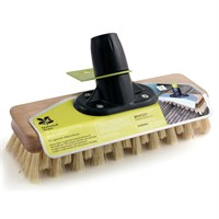 Charles Bentley 9in Dexter Moss Busting Deck Broom (NT/MB09)