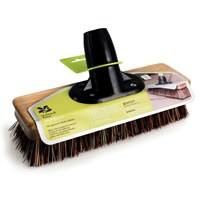 Charles Bentley 9in Bassine Deck Broom (NT/DS09)