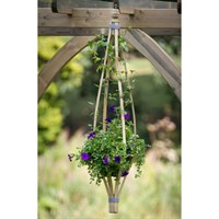 Zest 4 Leisure Hanging Flowerbell (2 Pack) (DIRECT DISPATCH)