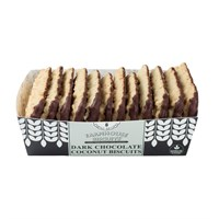 Farmhouse Biscuits Dark Chocolate Coconut Finger - 150g (FB059)