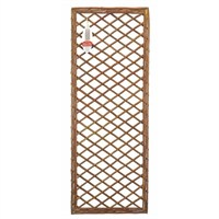 Gardman Framed Willow Trellis Panel - 1.8m x 0.6m (07523)