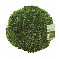 Gardman 30cm Topiary Ball Leaf Effect (02802)
