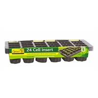 Gardman 24 Cell Insert (5 pack) (08530)
