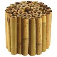 Gardman 15cm Bamboo Edging Roll (09275)