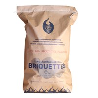 Green Olive Direct Dispatch Long Burn Charcoal Briquettes 8kg (FBRPP10)